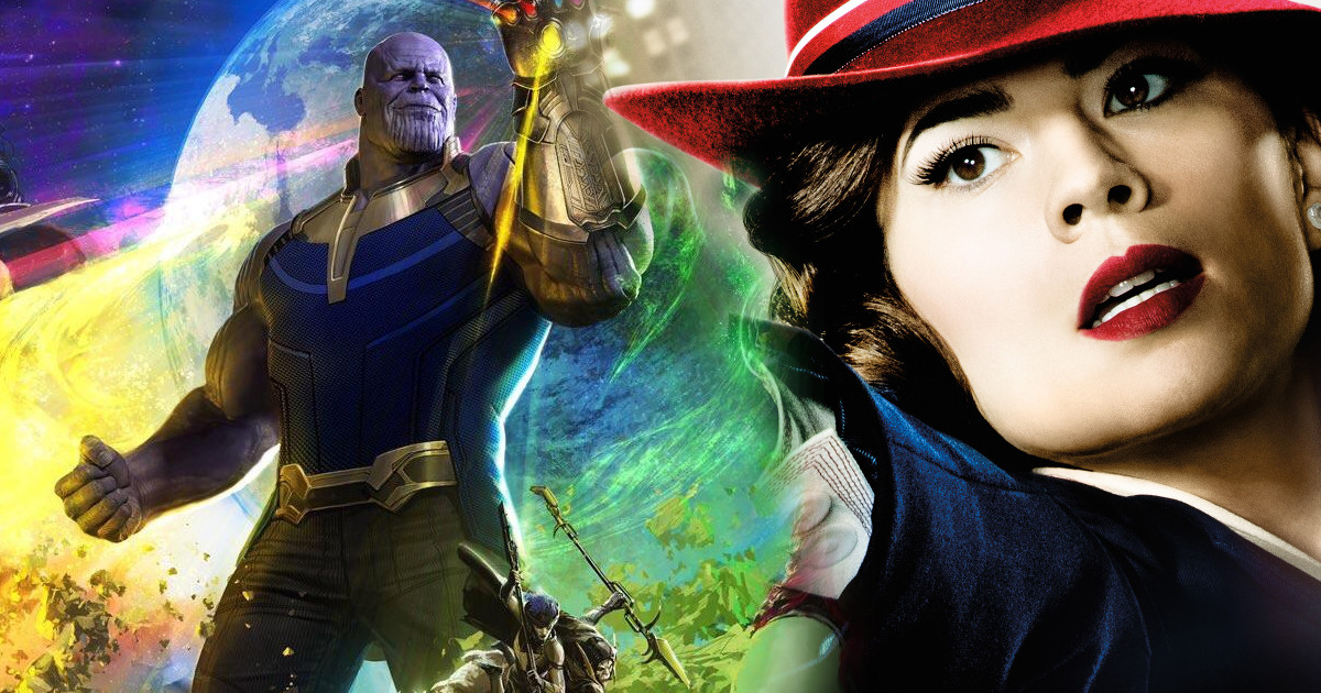 Agent Carter & Hayley Atwell Speculated For Avengers 4