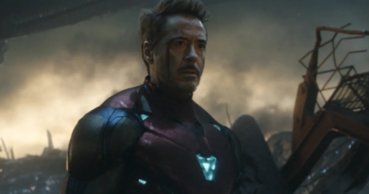 Avengers Endgame Deleted Scene Heroes Pay Respect To Dead Tony