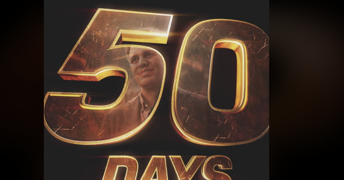 The Avengers: Infinity War Opens In 50 Days Teaser
