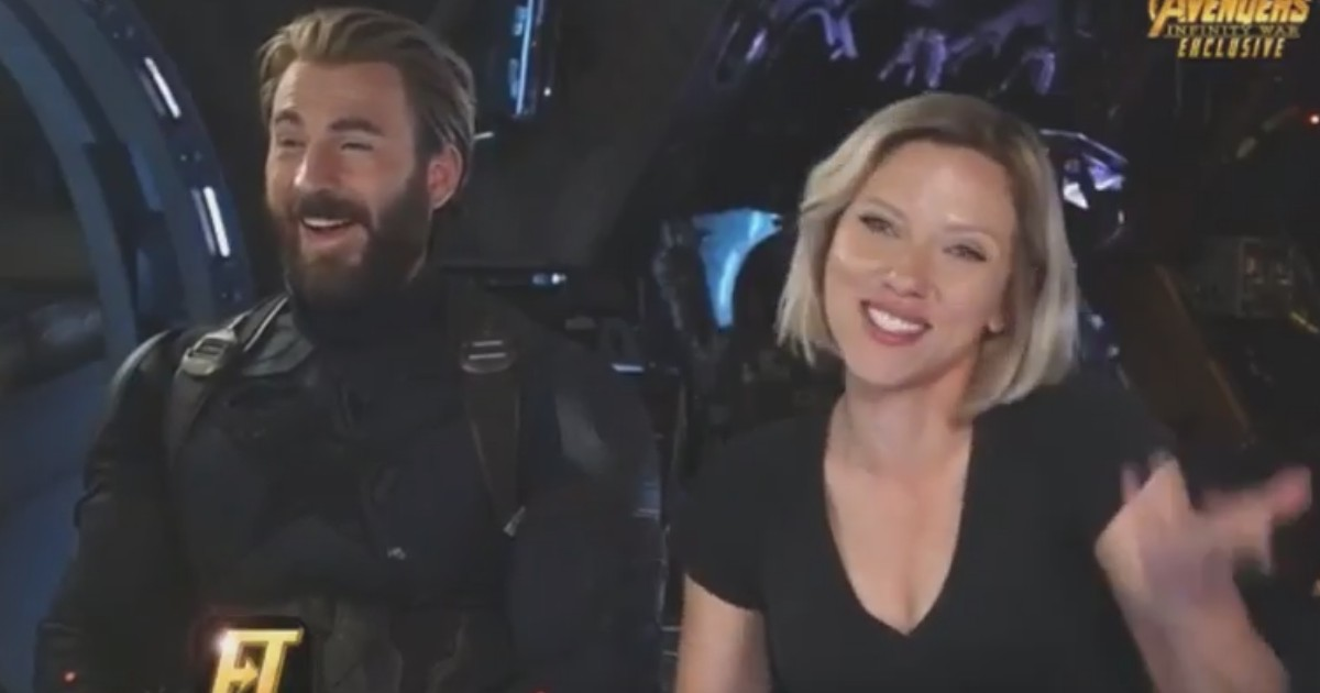 The Avengers: Infinity War Featurette From ET Now Online