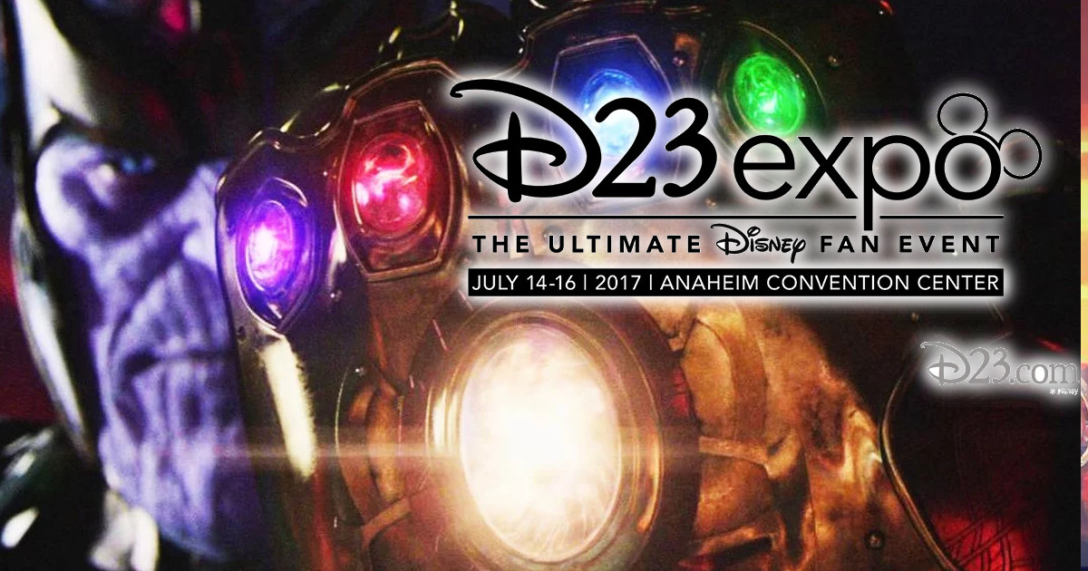 Infinity War D23 Expo Cast Images — The Avengers