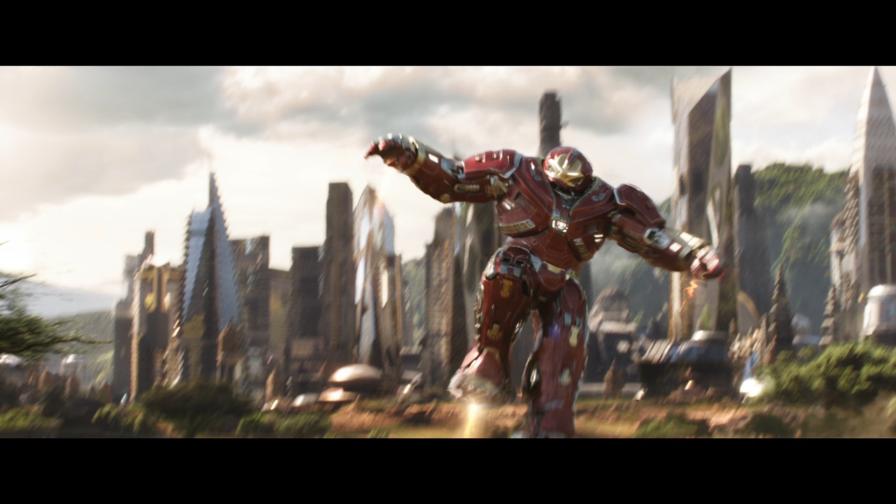 The Avengers Infinity War Hulkbuster