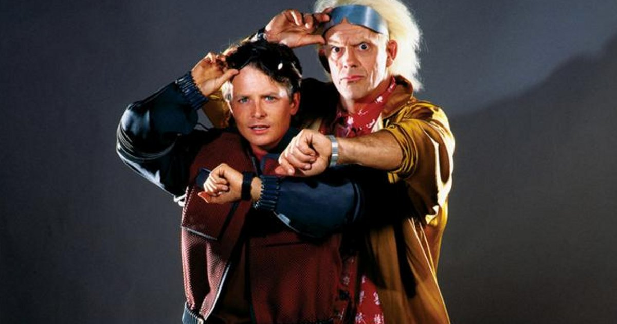 Watch back to the future cast reunites on today show cosmic book