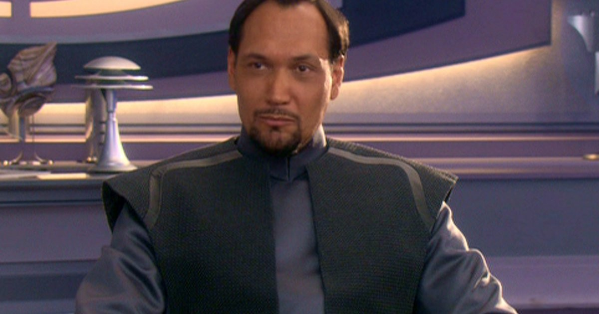 First look at jimmy smits as bail organa in star wars rogue one