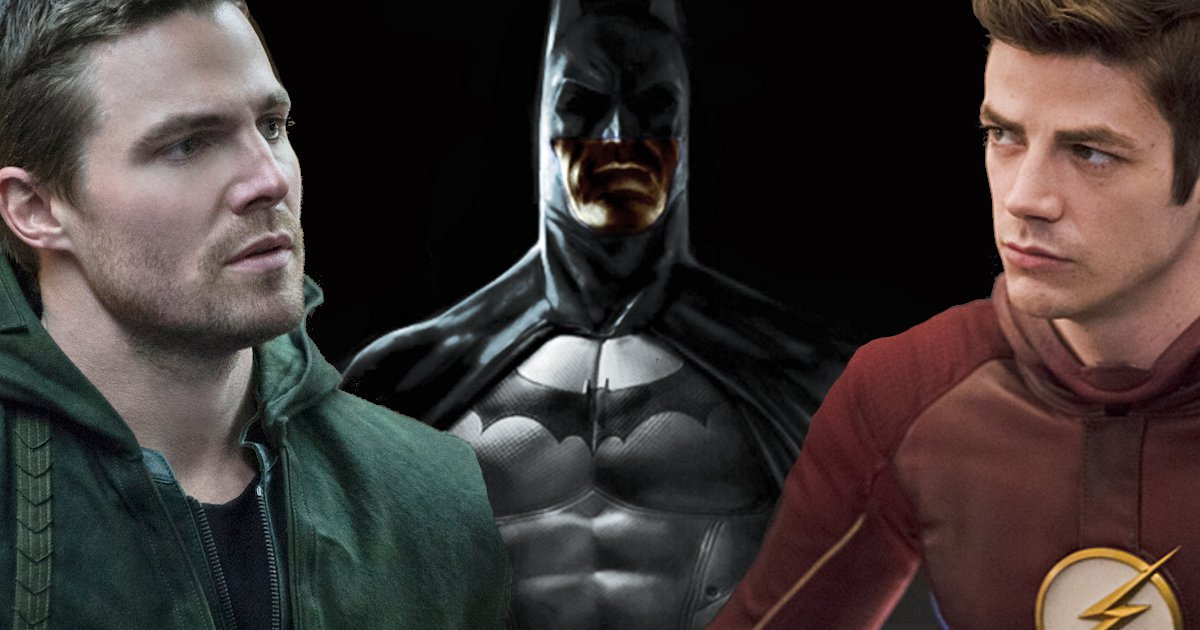 Batman Possible For Next Season Of Arrow, The Flash & Supergirl?