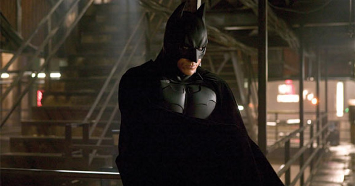 Jonathan Nolan Comments On Batman Begins Teaser