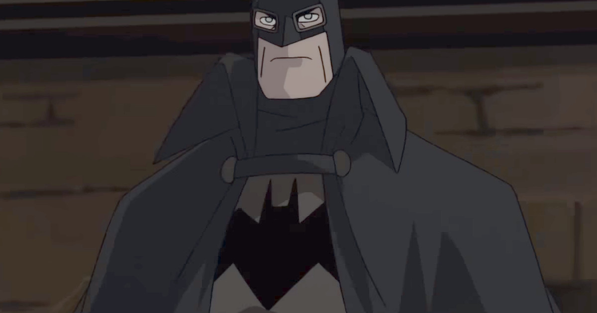 Gotham By Gaslight Trailer Gives Victorian Batman the Animated Treatment