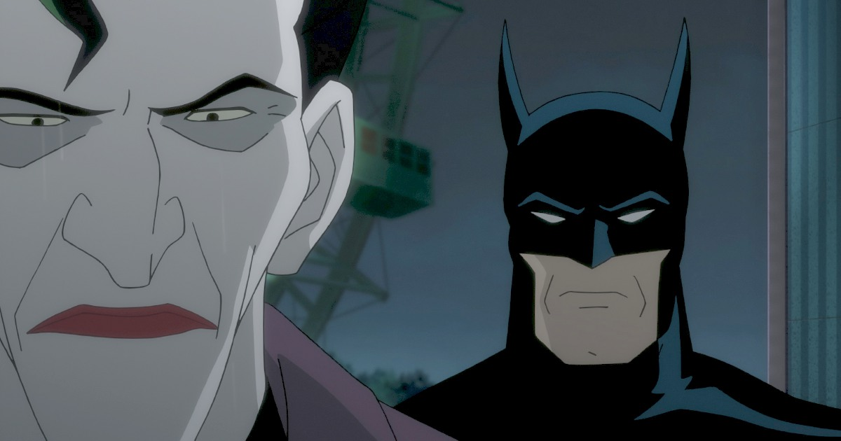 Batman: The Killing Joke Premiering at Comic-Con