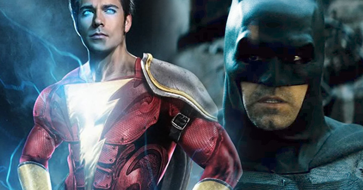 Batman Teased For Shazam? Zachary Leaves Compares To Marvel's Guardians of the Galaxy