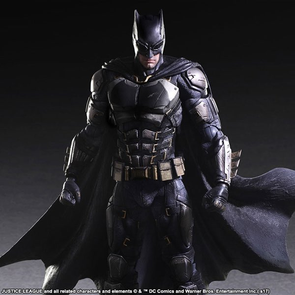 Awesome New Batman Justice League Movie Images Cosmic