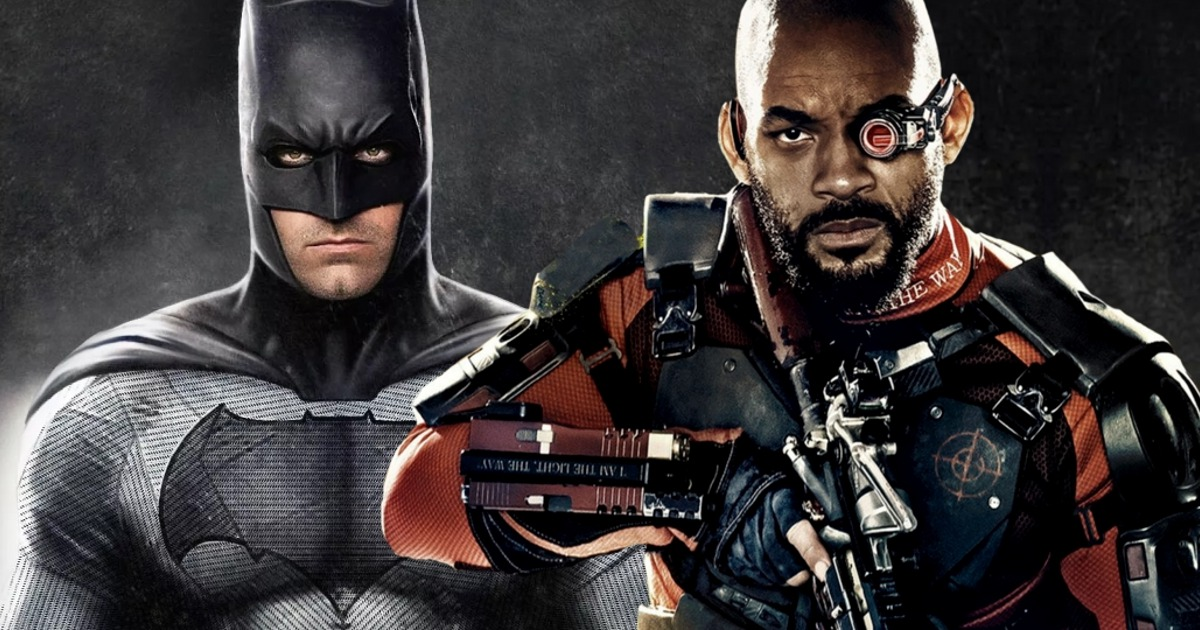 New Batman Easter Eggs In Suicide Squad