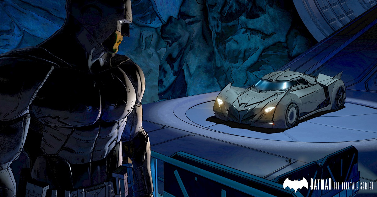 Telltale reveal release date for Batman Episode 1 | This Is Xbox