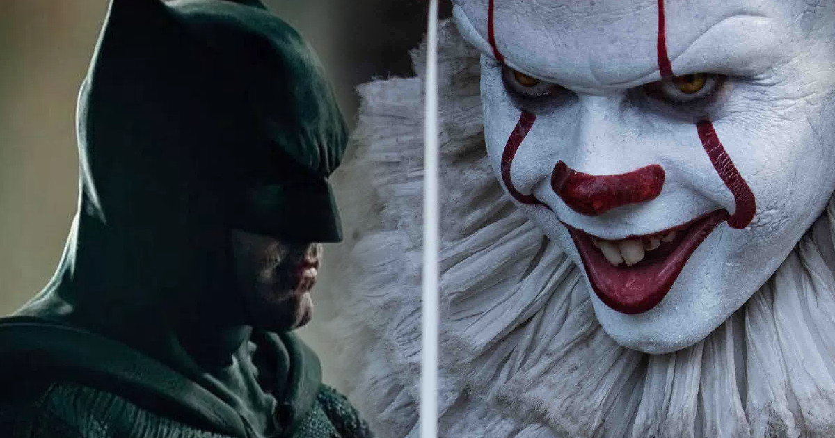 Batman vs It's Pennwise Trailer