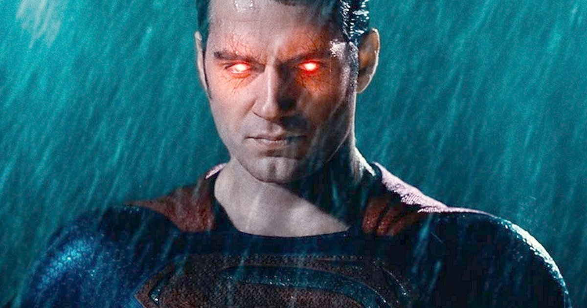 Superman Shows Off Super-Strength In Leaked Batman Vs. Superman Image
