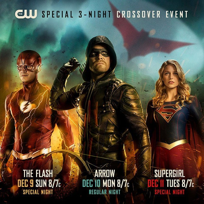 Arrowverse Elsewords