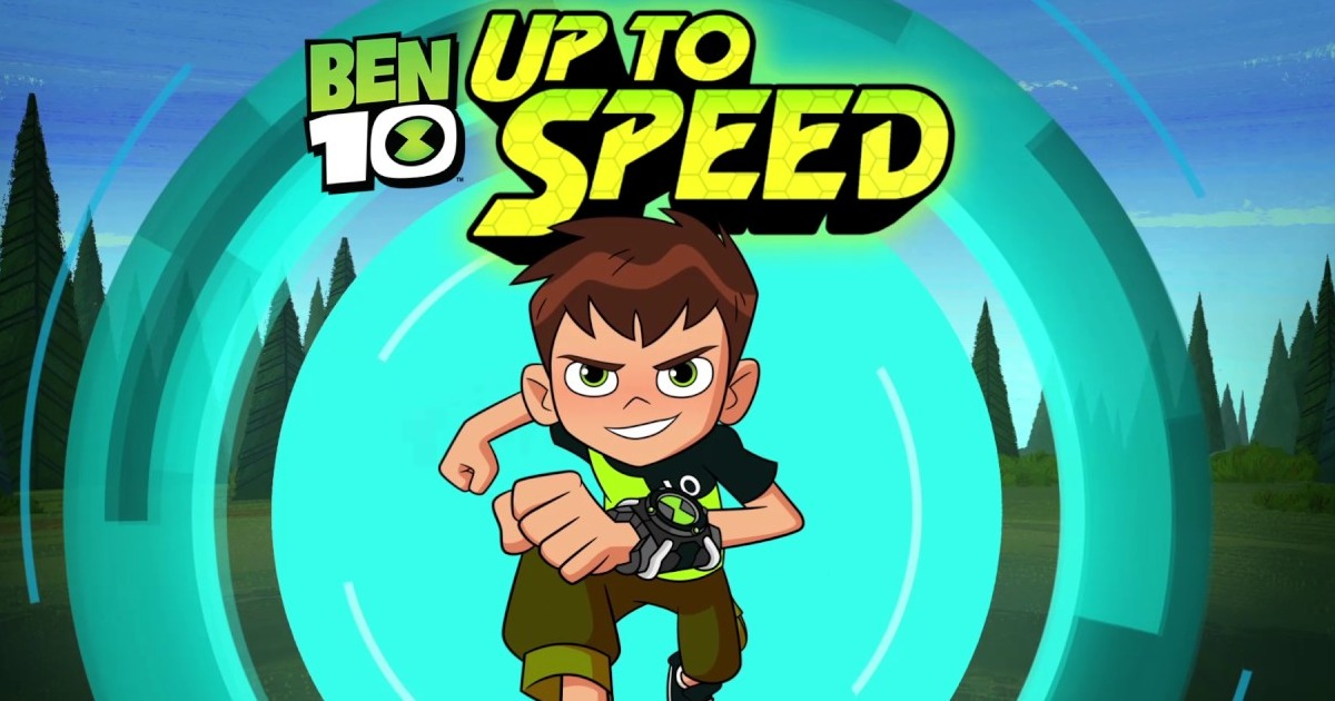 Ben 10 Up To Speed Mobile Game Announced Cosmic Book News