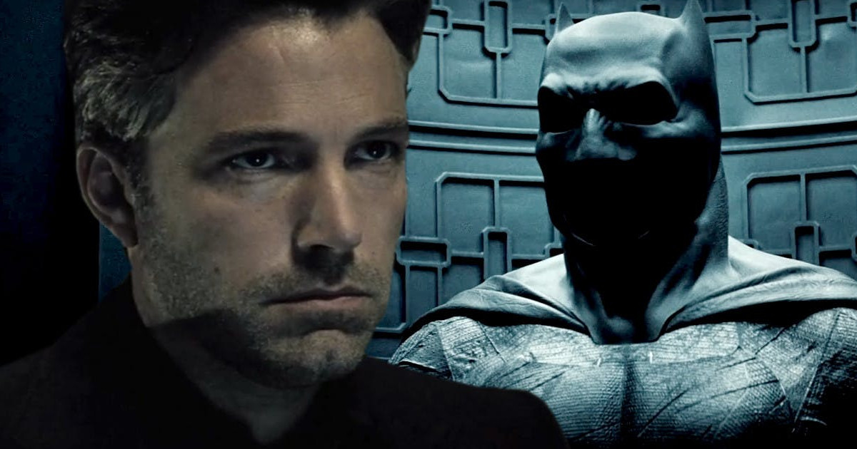 Ben Affleck Batman Mov...