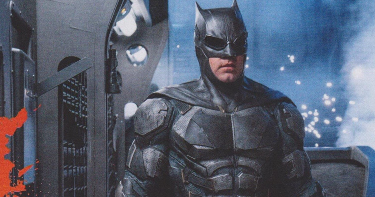 Justice League Is Not The Avengers Says Ben Affleck