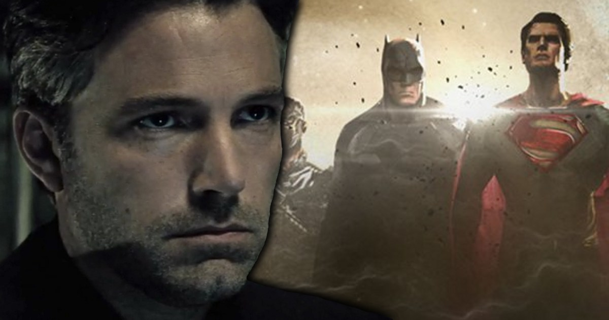 Ben Affleck Said To Be Working On Justice League Rewrites - Cosmic ... Ben Affleck