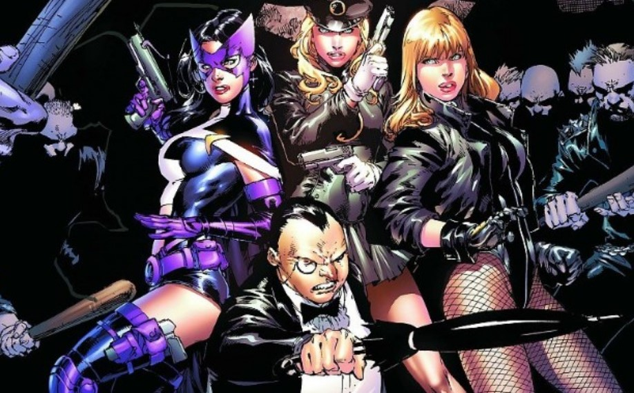 DCEU's Birds of Prey Working Title Revealed
