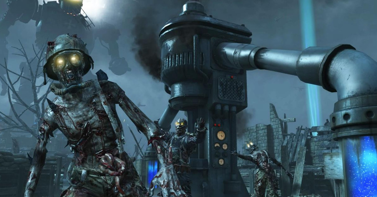 Call of Duty: Black Ops III Getting Remastered Zombies ...