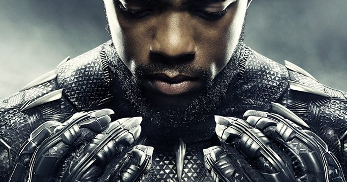 11 Black Panther Character Posters