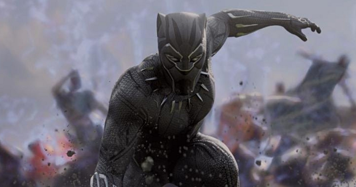 Black Panther reaction is in