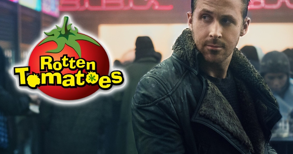 Blade Runner 2049 Rotten Tomatoes Score Is In