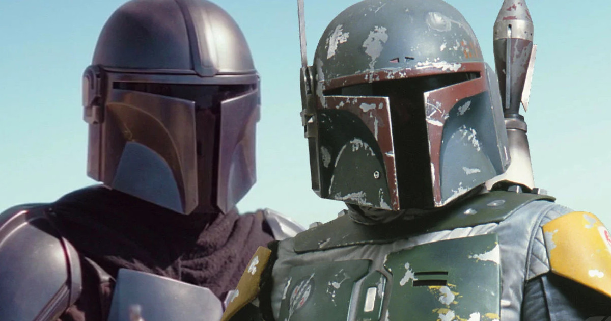 Boba Fett Returning For The Mandalorian Season 2 Cosmic Book News