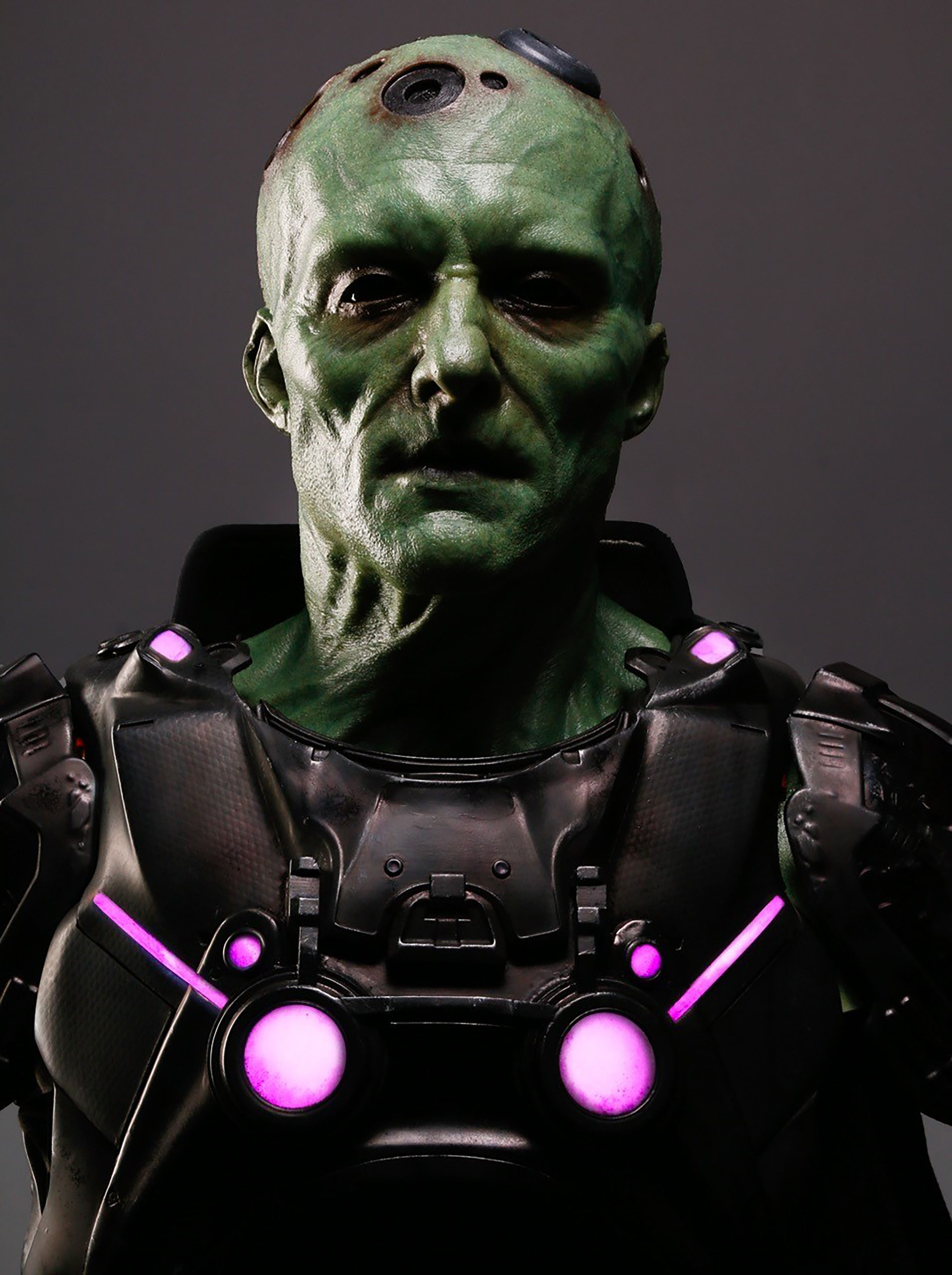 Brainiac Krypton TV series