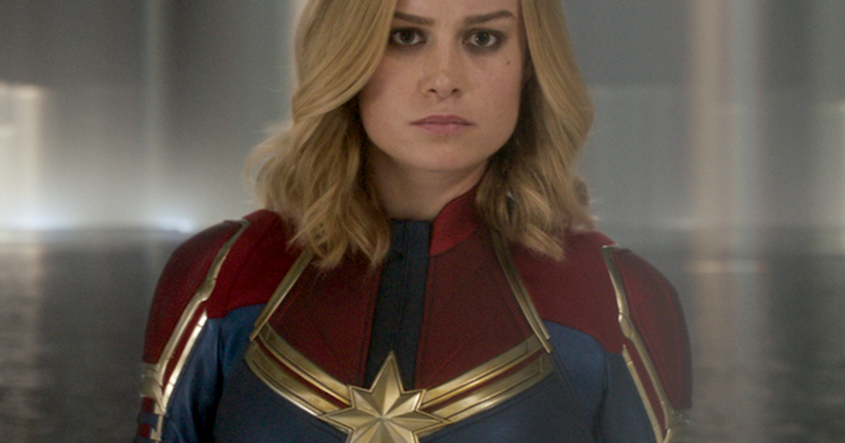 Brie Larson S New Hair Cut Revealed With Avengers Endgame Cast Cosmic Book News
