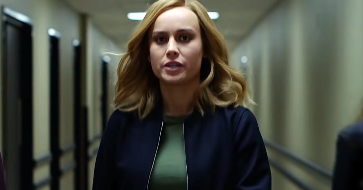 Watch Brie Larson Captain Marvel Avengers Endgame Clip
