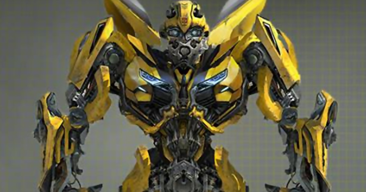 Transformers: The Last Knight Reveals Bumblebee Robot Mode ...
