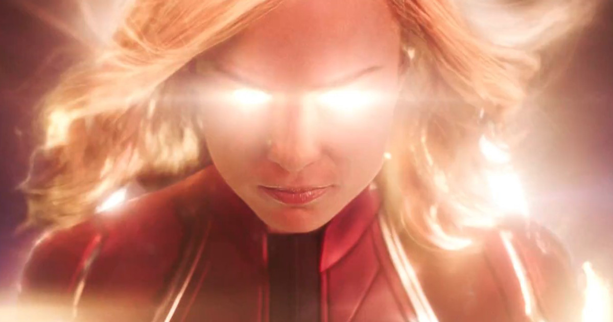 Avengers 4 Captain Marvel