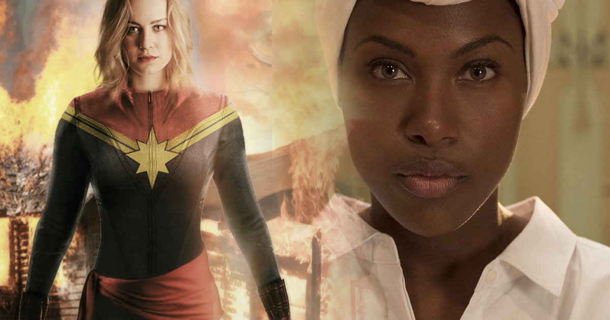 Captain Marvel Adds She's Gotta Have It Star