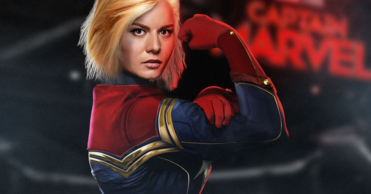 Captain Marvel Movie Gets Directors