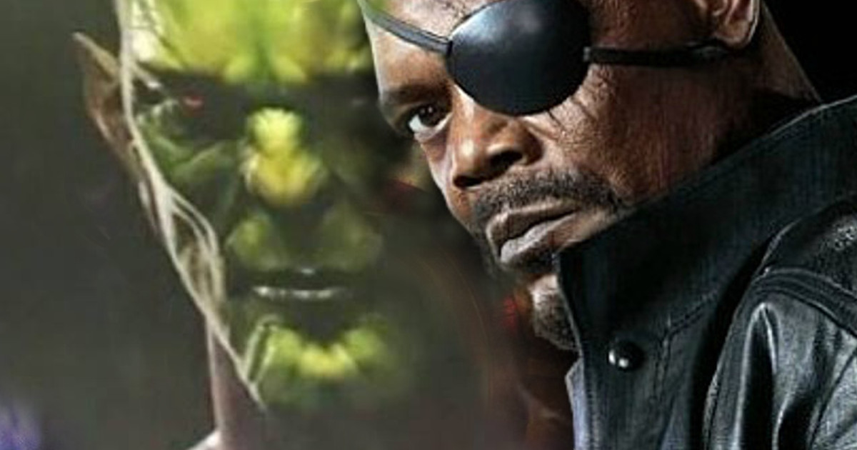 Captain Marvel Will Chronicle Nick Fury's First Run-In With A Superhero