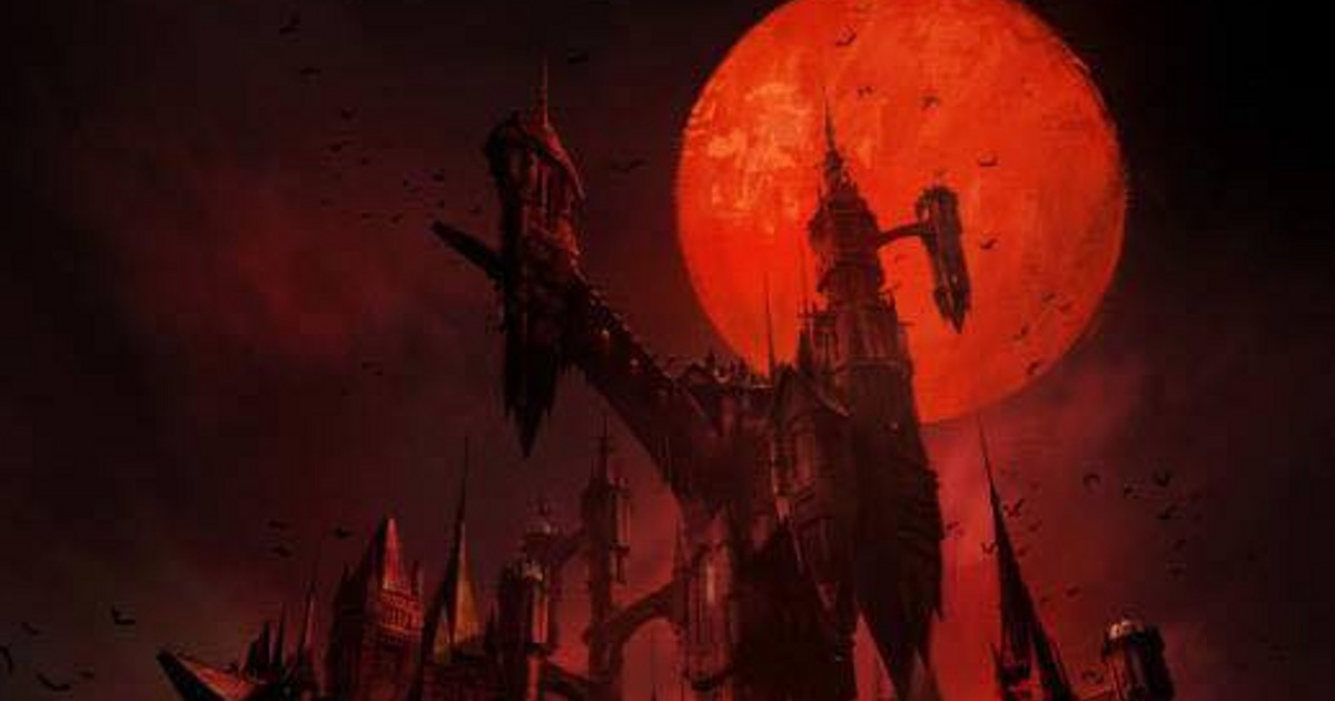 'Castlevania' Gets First Teaser Poster for Netflix TV Series