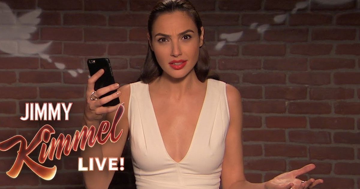 Gal Gadot, Michael Keaton & Celebrity Mean Tweets