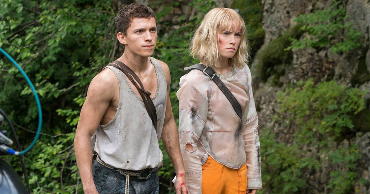 Chaos Walking Tom Holland Daisy Ridley