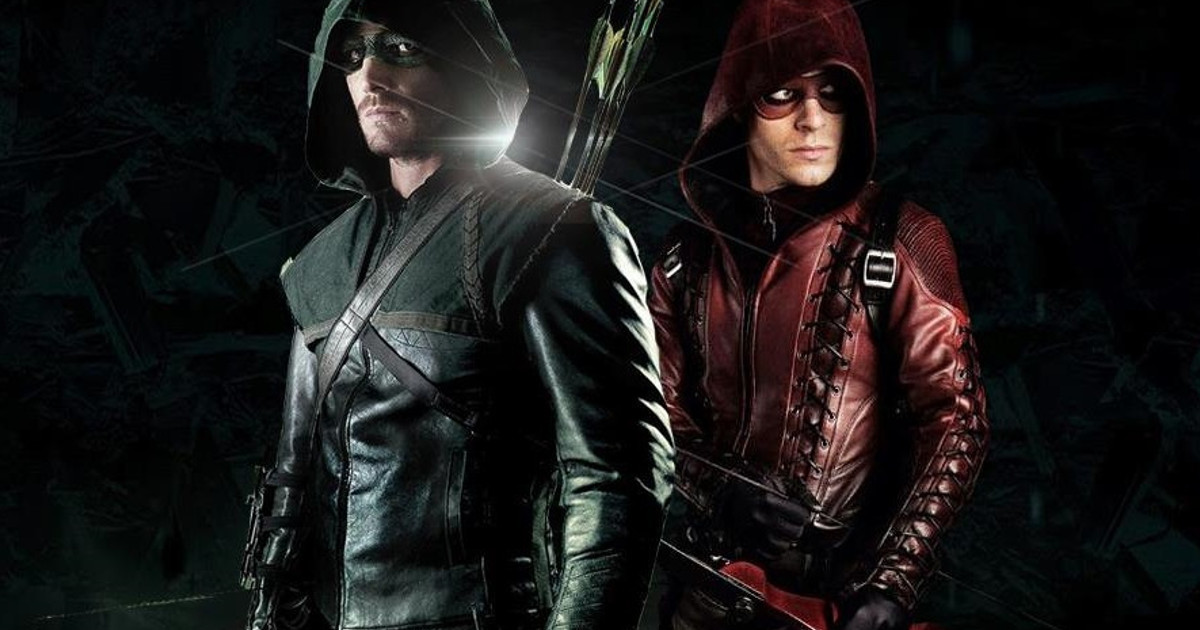 Colton Haynes Returns To Arrow
