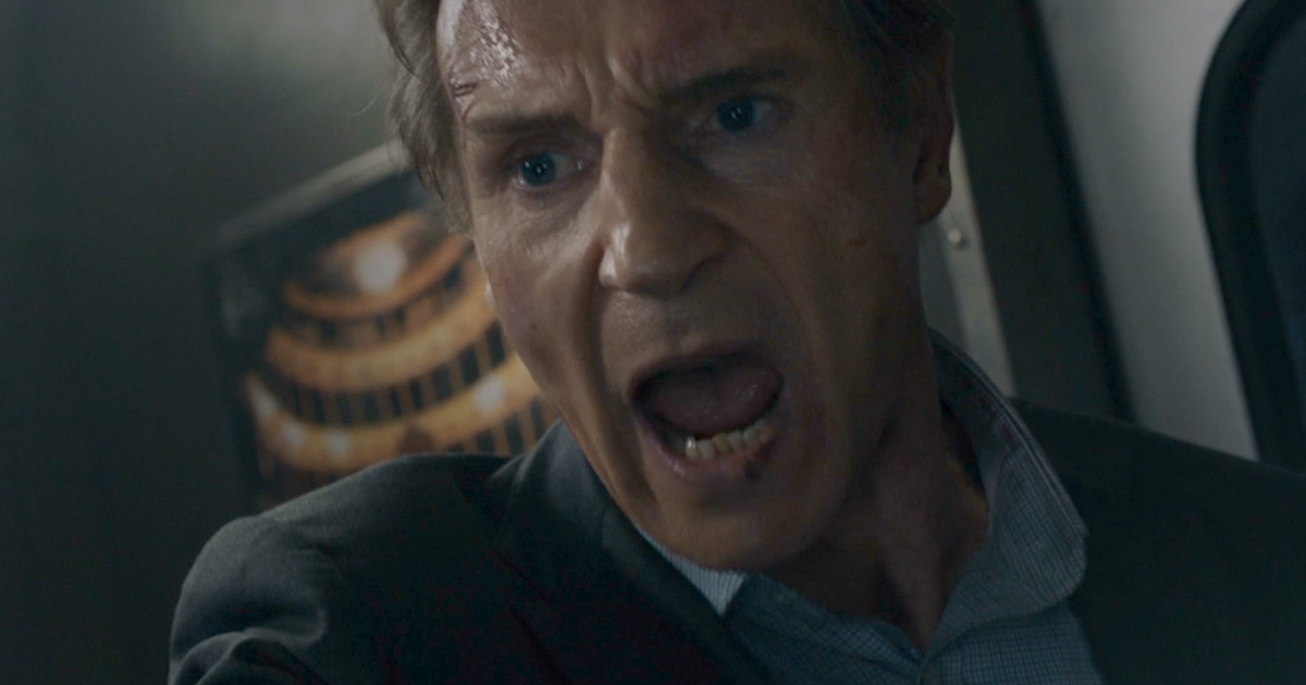 The Commuter Trailer starring Liam Neeson