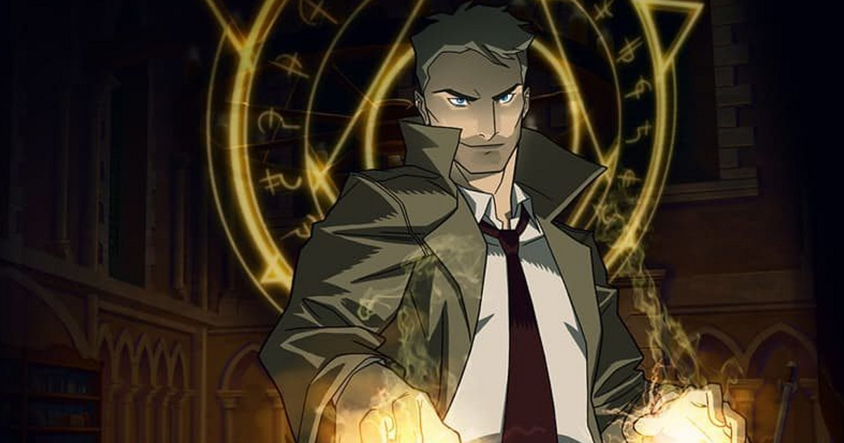Constantine Returns As Animated Series; Hopeful For Live-Action Return