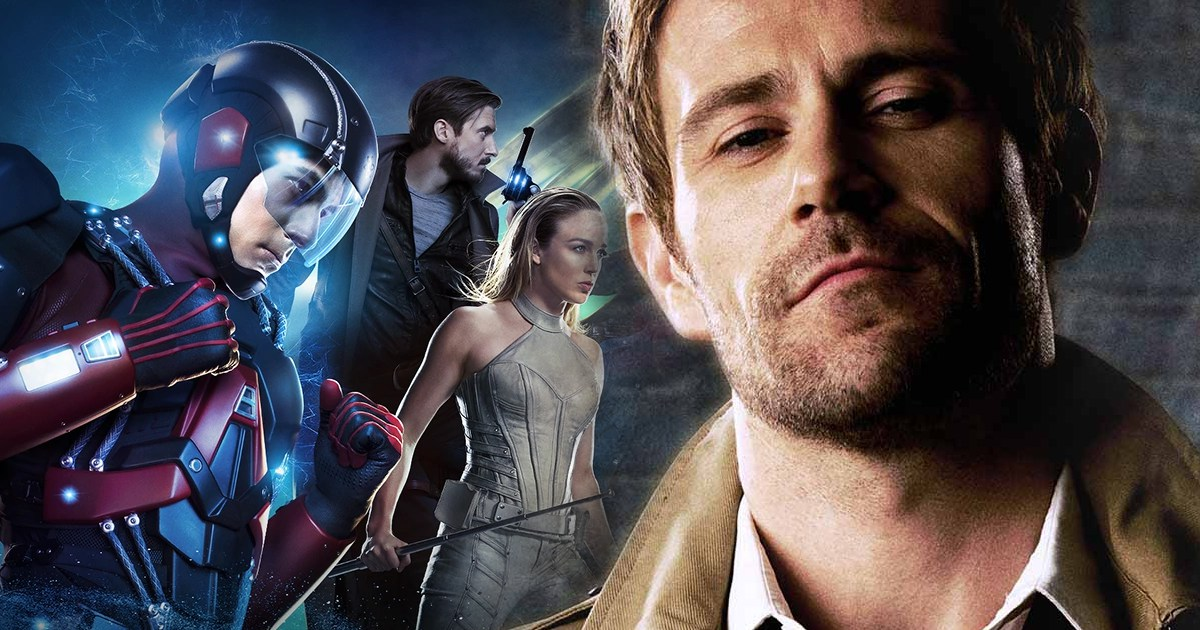 Legends of Tomorrow producers 'actively campaigning' to add Constantine