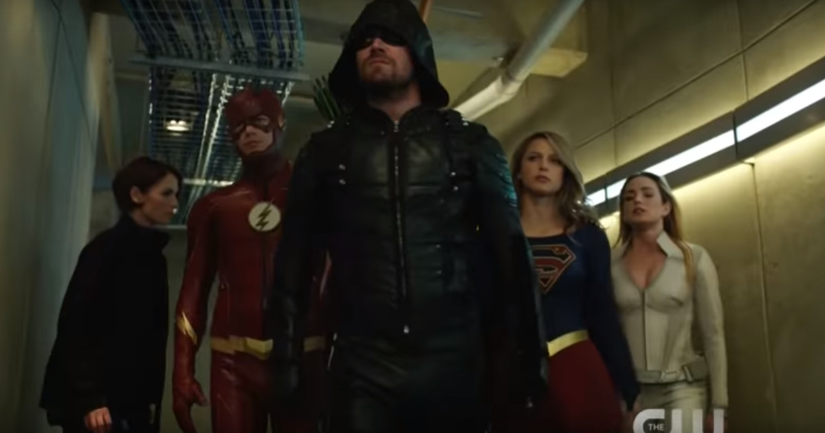 Crisis on Earth X Teaser: Arrow, The Flash, Supergirl, Legends Crossover