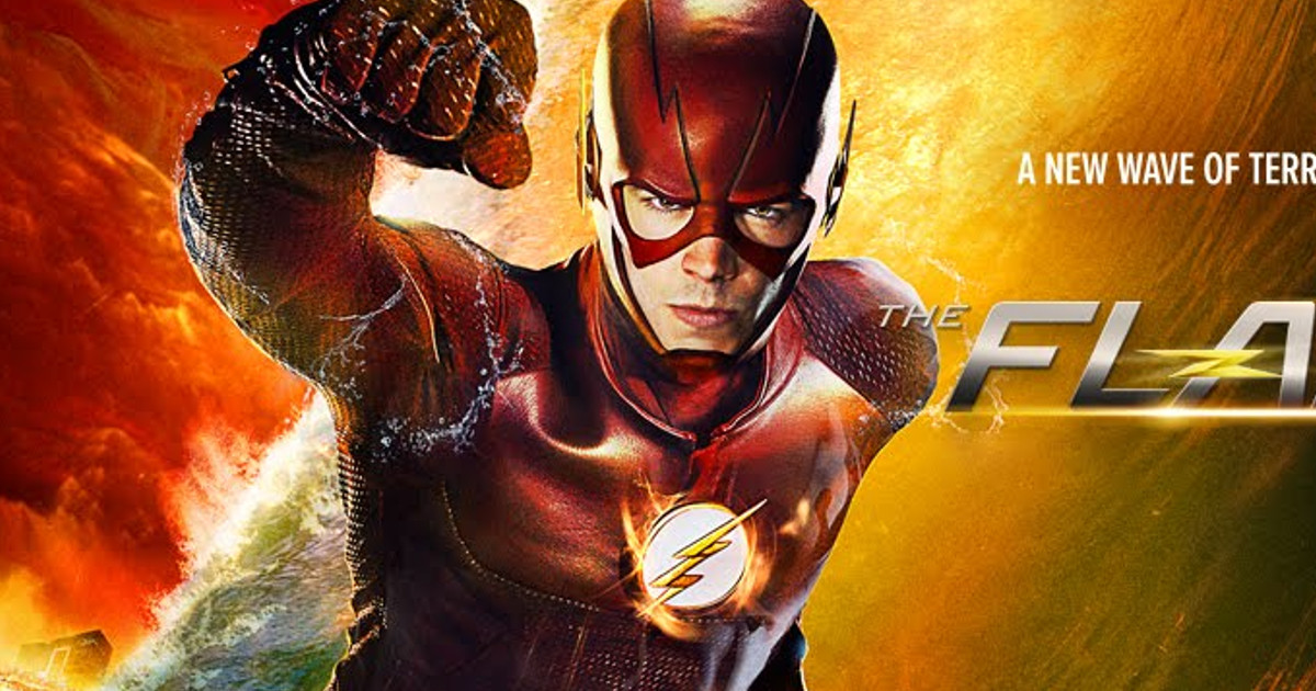 Flash premiere date in Australia
