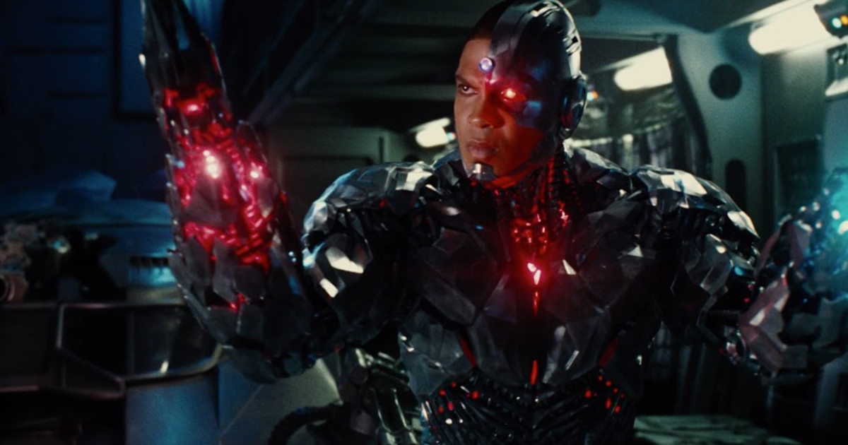 Cyborg Cool As Hell Says Ray Fisher