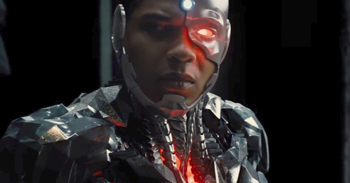Cyborg Movie Would Cost 200 Million Says Ray Fisher Cosmic Book