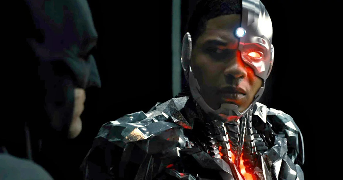cyborg movie still in the works cosmic book news