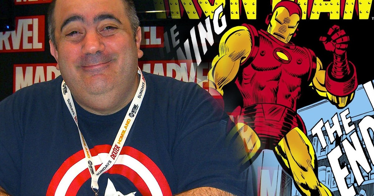 Dan Slott Moving From Spider-Man To Iron Man